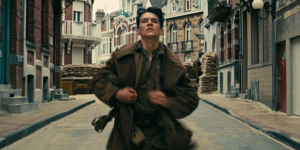 Dunkirk-Running
