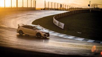 Honda-Civic-Type-R-track