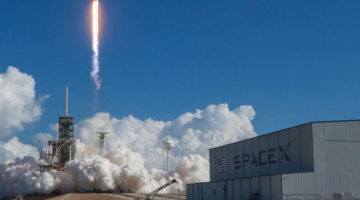 Space-X-launch