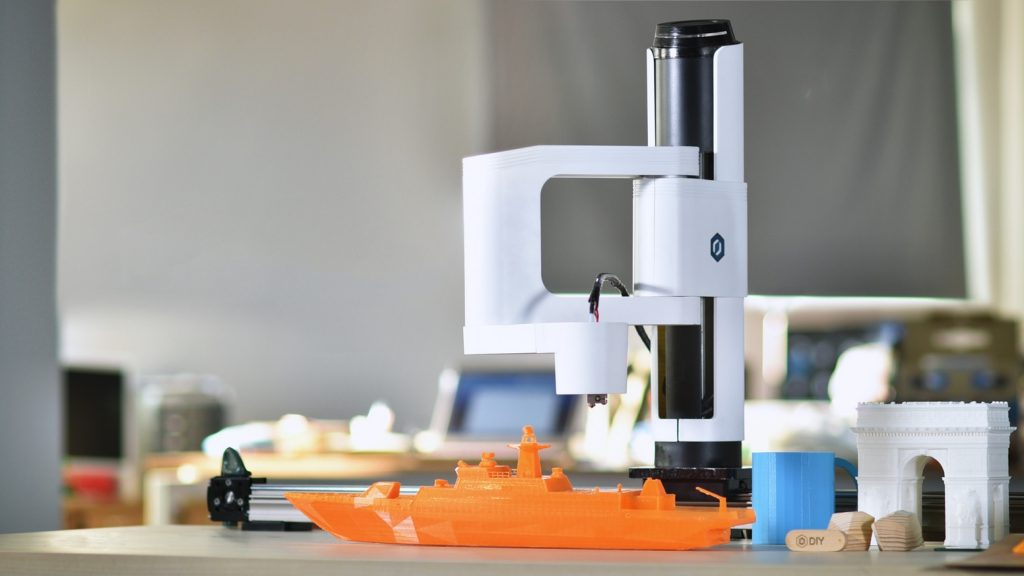 This Robot Arm can 3D Print & Solder Anything For You – M2 Magazine