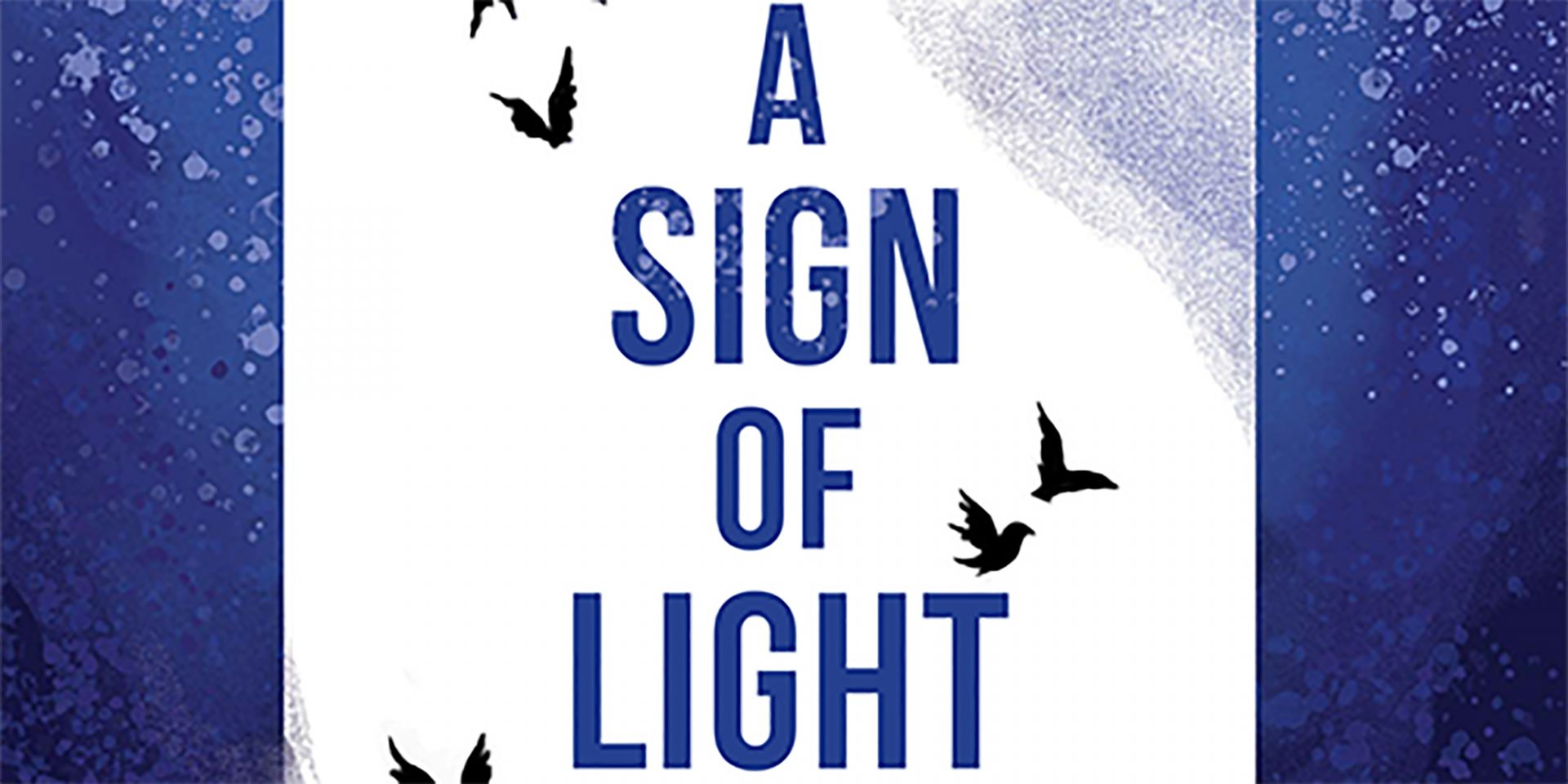 A Sign of Light cover FINAlcover