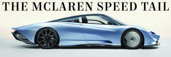 McLaren Speedtail Hyper GT 1 1