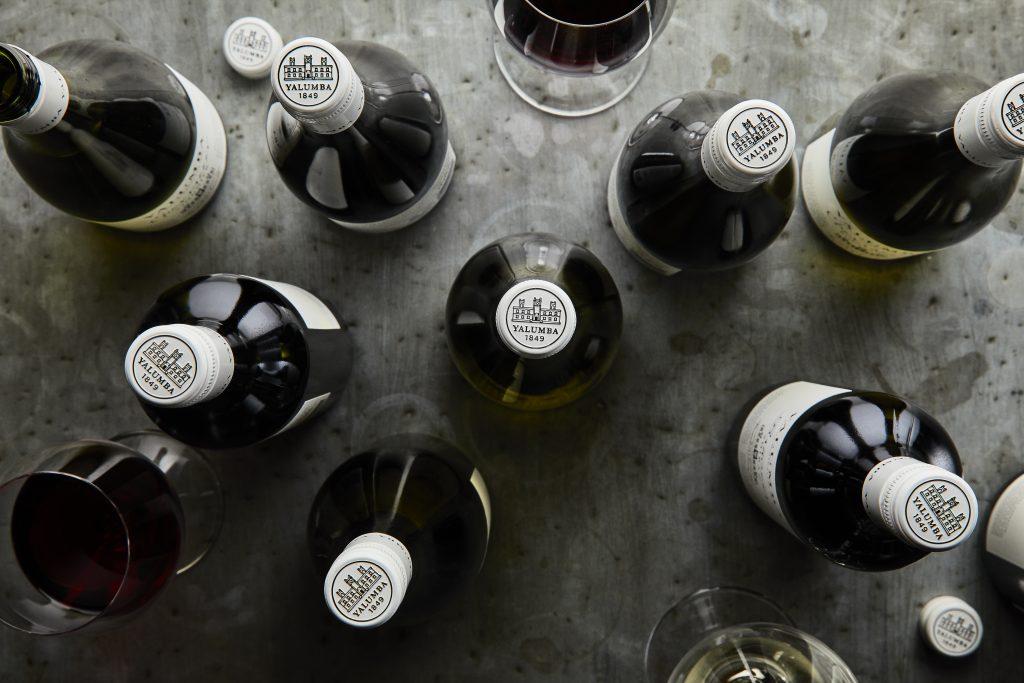 Yalumba Samuel's Bottles-Caps