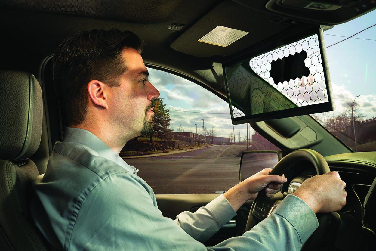 passenger-car-with-virtual-visor-side-view