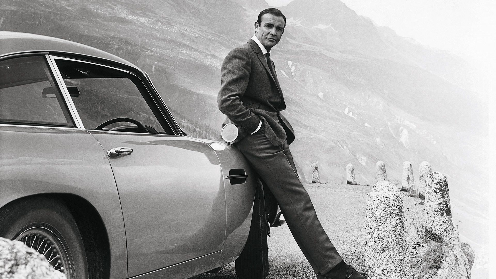 Sean-Connery-with-a-DB5-iconic