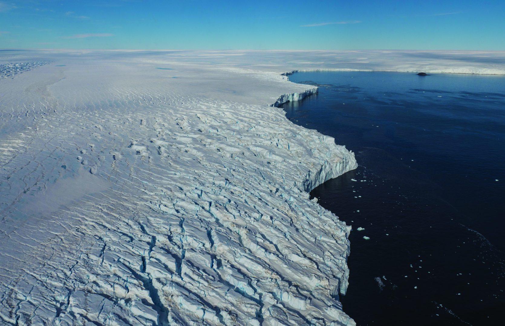 Antarctica Glacier 3