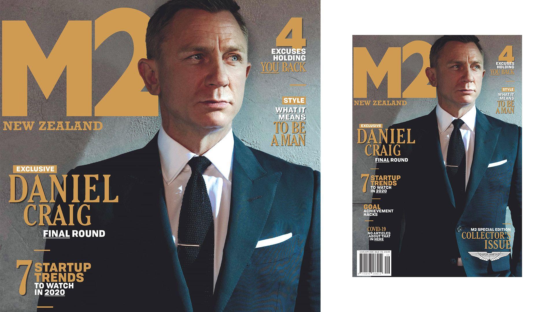 Daniel-Craig-M2-magazine-cover