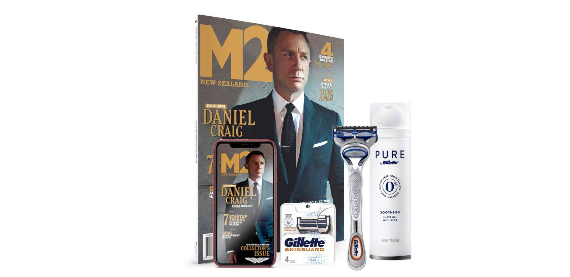 membership-levels-preview-gilette-m2magazine.co.nz